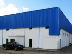 Salle de sport, Lycée de Tadmait, Tizi Ouzou