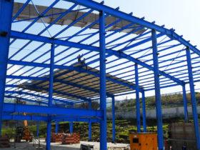 Salle de sport, Lycée Technicum, Draa El Mizan, Tizi Ouzou