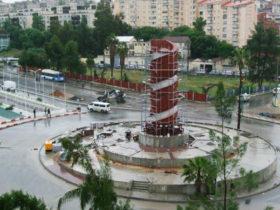 Mémorial des Martyrs, Tizi Ouzou